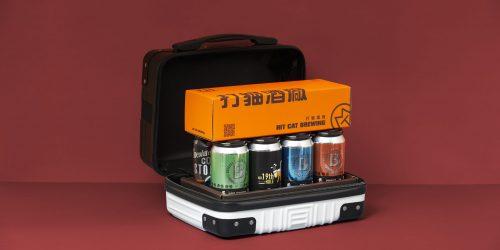 斐品行銷客戶|新啤酒品牌打貓酒廠 一出場就獲得超過50則媒體曝光!酒類媒體公關指名斐品團隊!